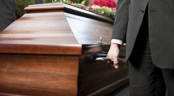 help towards funeral costs